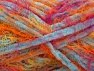 Fiber Content 100% Polyamide, Yellow, Turquoise, Orange, Brand ICE, Fuchsia, fnt2-62196