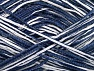 Fiber Content 50% Polyamide, 50% Cotton, White, Brand ICE, Blue, fnt2-62200