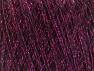 Fiber Content 85% Viscose, 15% Metallic Lurex, Brand ICE, Fuchsia, Black, fnt2-62223