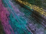 Fiber Content 37% Kid Mohair, 35% Acrylic, 28% Polyamide, Turquoise, Orchid, Lilac, Khaki, Brand ICE, fnt2-62661