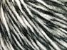 Fiber Content 45% Acrylic, 25% Wool, 20% Mohair, 10% Polyamide, White, Brand ICE, Black, fnt2-62837