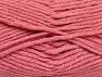 Fiber Content 25% Wool, 25% Premium Acrylic, Pink, Brand ICE, fnt2-63033