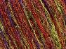 Fiber Content 50% Polyamide, 30% Acrylic, 20% Metallic Lurex, Red, Purple, Brand ICE, Green, Copper, fnt2-63051