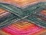 SuperBulky  Fiber Content 70% Acrylic, 30% Angora, Teal, Pink, Lilac, Brand ICE, Gold, fnt2-63144