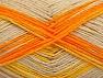 Fiber Content 100% Acrylic, Yellow, Light Beige, Brand ICE, Gold, Yarn Thickness 2 Fine  Sport, Baby, fnt2-63160