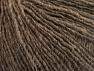 Fiber Content 62% Acrylic, 4% Linen, 18% Wool, 16% Viscose, Brand ICE, Brown Shades, fnt2-63167