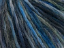 Fiber Content 65% Wool, 35% Acrylic, Brand ICE, Grey Shades, Blue Shades, Yarn Thickness 4 Medium  Worsted, Afghan, Aran, fnt2-63175