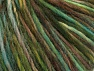 Fiber Content 65% Wool, 35% Acrylic, Brand ICE, Green Shades, Brown, Yarn Thickness 4 Medium  Worsted, Afghan, Aran, fnt2-63176