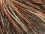 Fiber Content 65% Wool, 35% Acrylic, Brand ICE, Brown Shades, Yarn Thickness 4 Medium  Worsted, Afghan, Aran, fnt2-63177