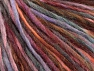 Fiber Content 65% Wool, 35% Acrylic, Salmon, Lilac, Brand ICE, Copper, Brown, Yarn Thickness 4 Medium  Worsted, Afghan, Aran, fnt2-63178