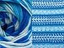 Fiber Content 70% Acrylic, 30% Wool, Brand ICE, Blue Shades, Yarn Thickness 3 Light  DK, Light, Worsted, fnt2-63205