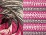 Fiber Content 70% Acrylic, 30% Wool, Pink, Brand ICE, Grey, Cream, Yarn Thickness 3 Light  DK, Light, Worsted, fnt2-63208