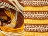Fiber Content 70% Acrylic, 30% Wool, Yellow, Brand ICE, Cream, Copper, Yarn Thickness 3 Light  DK, Light, Worsted, fnt2-63209