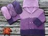 Fiber Content 100% Antipilling Acrylic, Purple, Lilac, Brand ICE, fnt2-63233