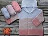 Fiber Content 100% Antipilling Acrylic, Light Pink, Light Lilac, Brand ICE, fnt2-63235