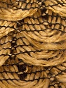 Fiber Content 90% Acrylic, 10% Polyester, Mustard, Brand ICE, Brown, Yarn Thickness 6 SuperBulky  Bulky, Roving, fnt2-24240