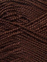 Fiber Content 100% Acrylic, Brand ICE, Brown, Yarn Thickness 1 SuperFine  Sock, Fingering, Baby, fnt2-24591