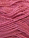 Fiber Content 100% Acrylic, Rose Pink, Brand ICE, Yarn Thickness 1 SuperFine  Sock, Fingering, Baby, fnt2-24596