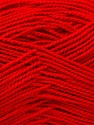 Fiber Content 100% Acrylic, Red, Brand ICE, Yarn Thickness 1 SuperFine  Sock, Fingering, Baby, fnt2-24611