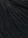 Fiber Content 27% Acrylic, 23% Wool, 23% Nylon, 15% Alpaca Superfine, 12% Viscose, Brand ICE, Anthracite Black, Yarn Thickness 4 Medium  Worsted, Afghan, Aran, fnt2-38138