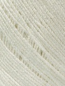 Fiber Content 100% Bamboo, White, Brand ICE, Yarn Thickness 2 Fine  Sport, Baby, fnt2-41453