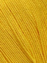 Fiber Content 100% Bamboo, Yellow, Brand ICE, Yarn Thickness 2 Fine  Sport, Baby, fnt2-41459