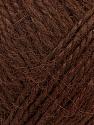 Fiber Content 100% Hemp Yarn, Brand ICE, Brown, Yarn Thickness 3 Light  DK, Light, Worsted, fnt2-43943