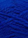 SuperBulky  Fiber Content 60% Acrylic, 30% Alpaca, 10% Wool, Royal Blue, Brand ICE, Yarn Thickness 6 SuperBulky  Bulky, Roving, fnt2-45162