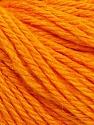 Fiber Content 40% Merino Wool, 40% Acrylic, 20% Polyamide, Light Orange, Brand ICE, Yarn Thickness 3 Light  DK, Light, Worsted, fnt2-45813