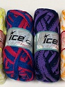 Fiber Content 100% Acrylic, Mirabella, Brand Ice Yarns, Amor, Yarn Thickness 6 SuperBulky  Bulky, Roving, fnt2-46189