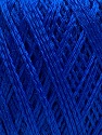 Fiber Content 60% Polyamide, 40% Viscose, Brand ICE, Bright Blue, Yarn Thickness 2 Fine  Sport, Baby, fnt2-48402