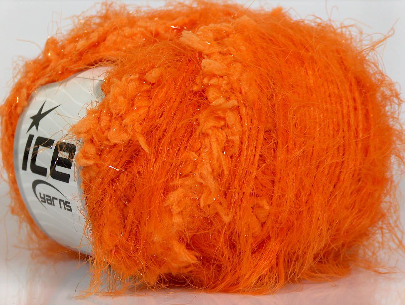Eylul Lurex Orange