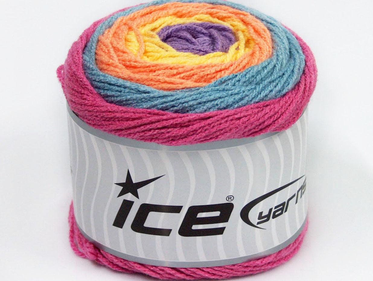 Ice Yarns Cakes Baby
